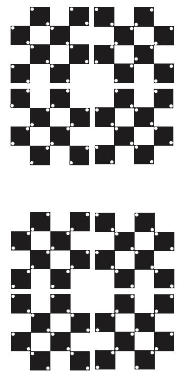 ブロック錯視
