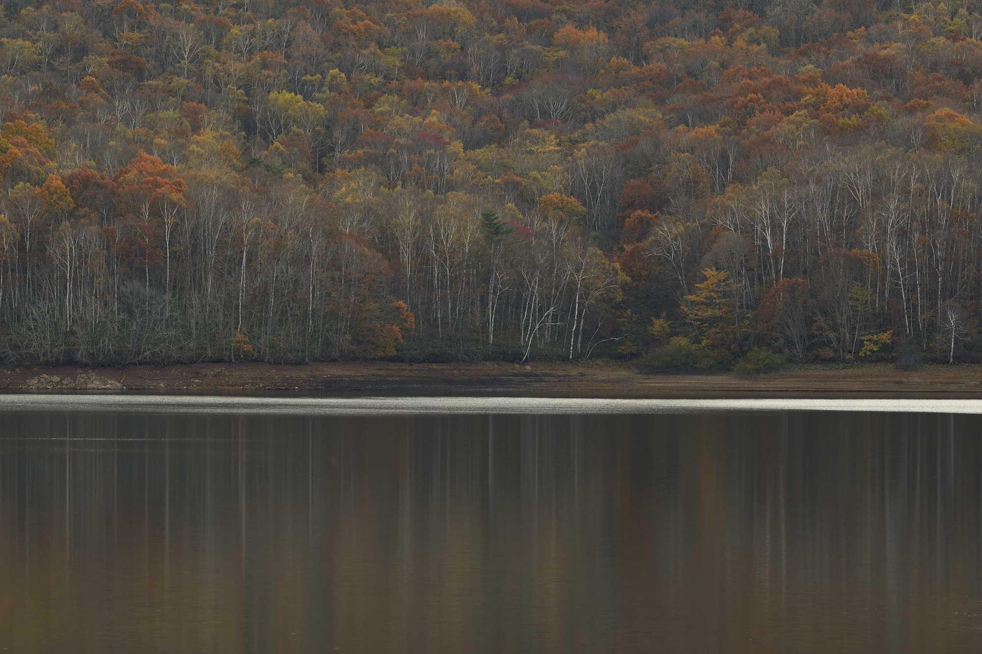 天気 岩洞 湖