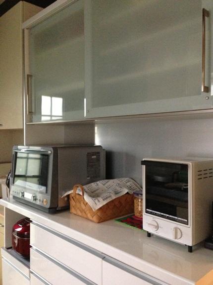 新しいパモウナの食器棚。 Furahaな毎日 楽天ブログ