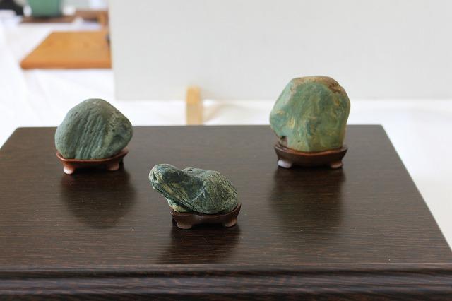 藤岡愛石会 愛石展 2014