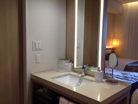 三井ガーデンホテルプレミア洗面