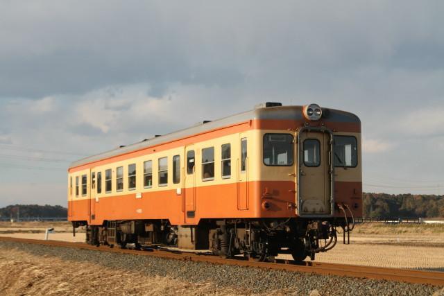 ひたちなか海浜鉄道 キハ205と仲間たち2