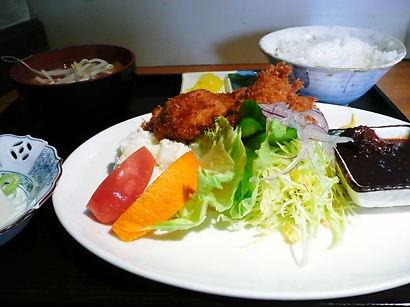 美味しい!愛知(西高蔵)栄太呂のみそかつ(ヘレ)定食