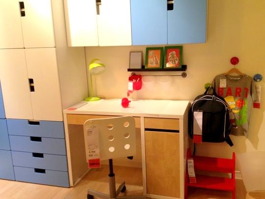 IKEA MICKEシリーズ 子ども部屋