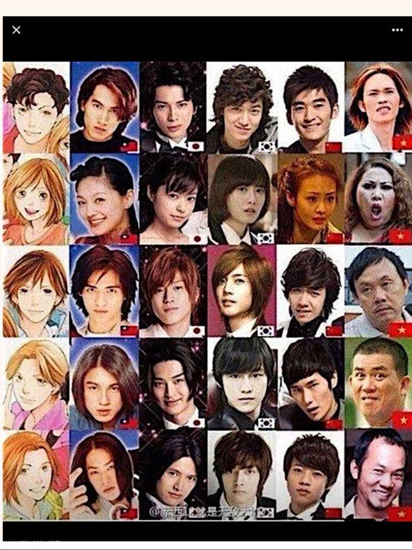 花 より 男子 韓国 キャスト