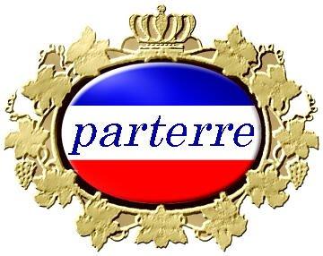 parterre  パルテールへようこそ