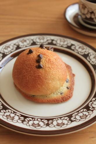 アーモンドクリームパン2