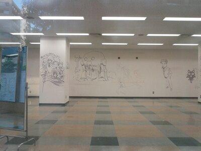小学館ビル2013年8月・6