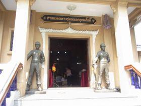 クロムルアン・チュムポーンケートウドムサック廟