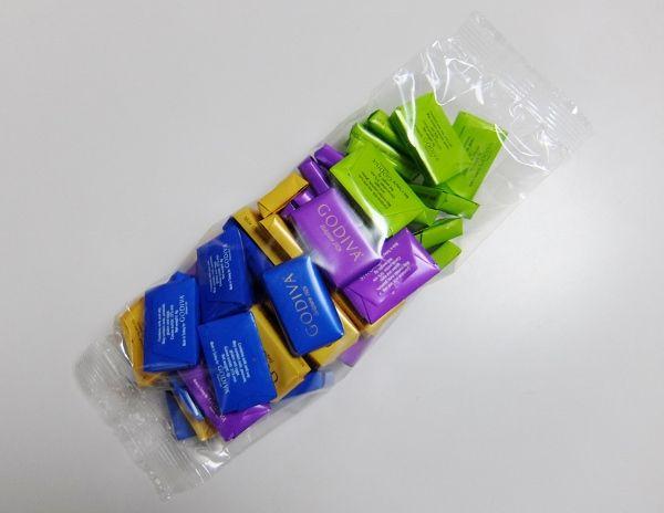 コストコ チョコレート ゴディバ ナポリタン 円 新商品 GODIVA Napolitains Assorted Solid Chocolates