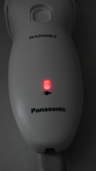 パナソニック ヘアーカッター ER-GF40-W