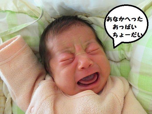 白い 中 口 赤ちゃん の