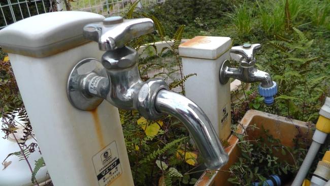 水道水の水栓