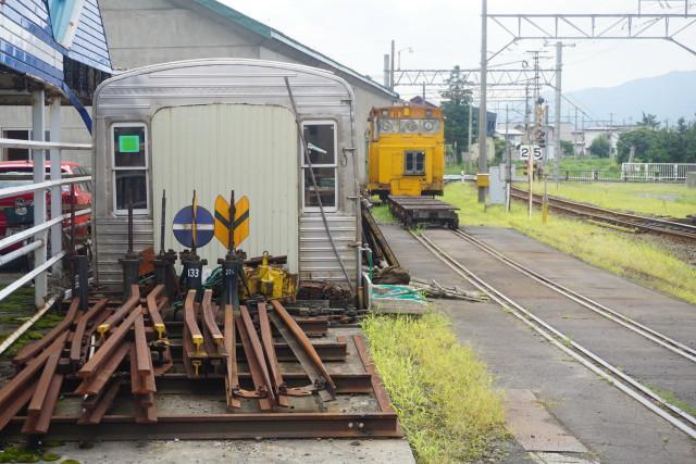 弘南鉄道 保存車両 平賀6