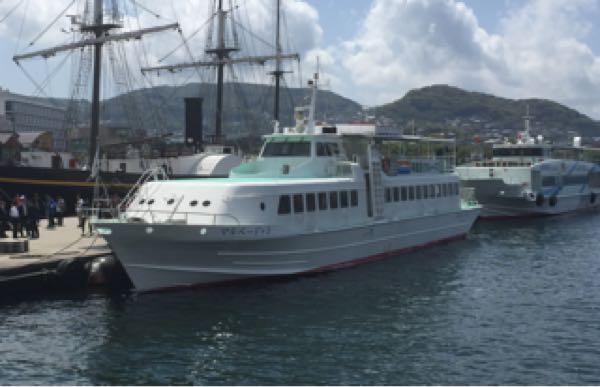軍艦島端島上陸クルーズ・クルージング・ツアー・マルベージャ
