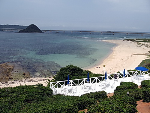 プライベートビーチ(西長門リゾートホテル).jpg