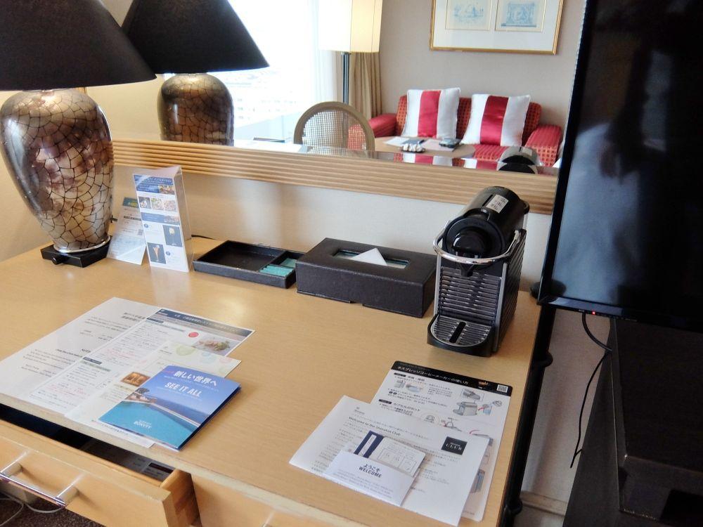 神戸ベイシェラトンホテル&タワーズ USJ 関西国際空港 関空 温泉 レポ ブログ