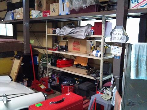 2012.03.17 車庫の整理整頓 007(アフター3)