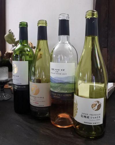サントリー塩尻ワイン