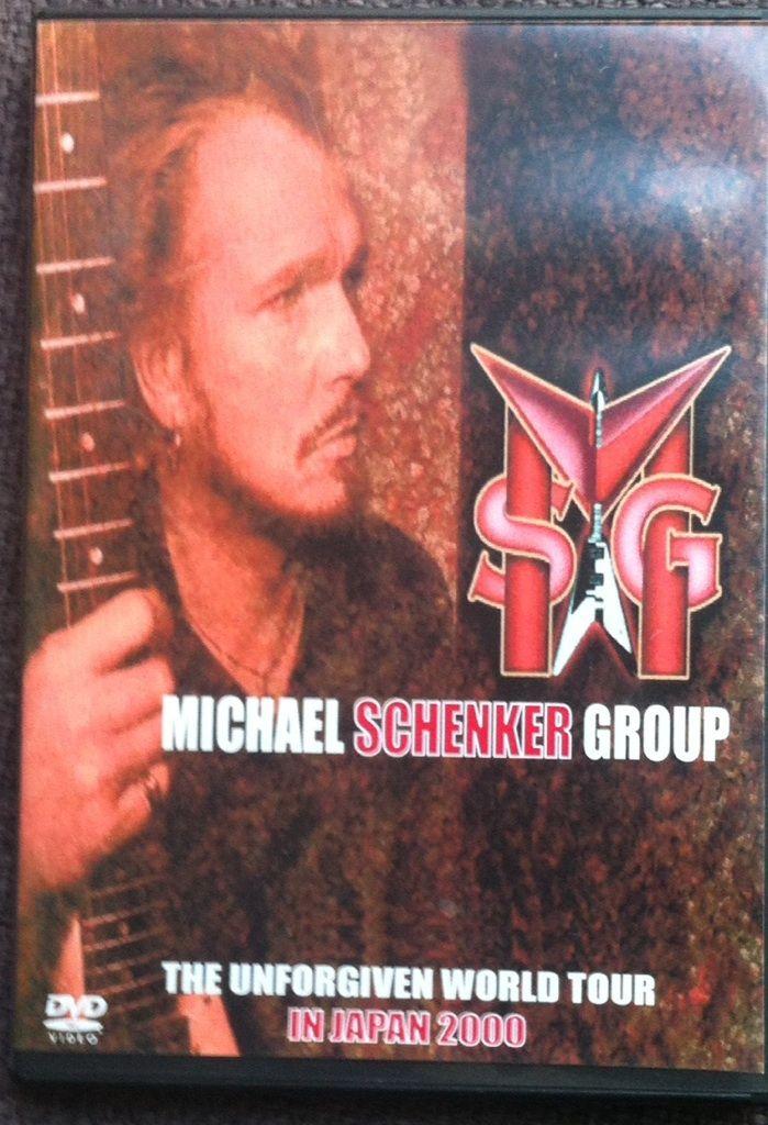 Michael schenker group Nagoya diamond hall Japan 23-05-2000