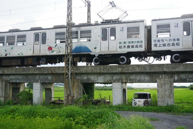 弘南鉄道 弘南線コンクリート橋3