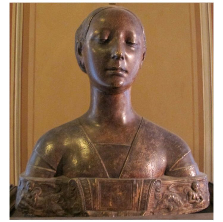 イタリア彫刻家10:フランチェスコ・ラウラーナ | 凡声庵閑話:南正邦の ...