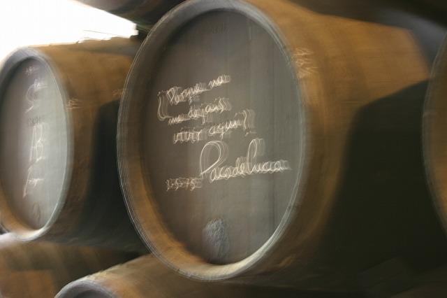 パコ・デ・ルシアの樽
