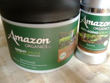 amazon organic