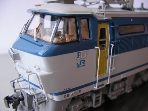 ムサシノモデル EF66 JR貨物