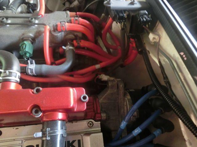 カプチーノ レイズ 車検 改造 タイミング ベルト