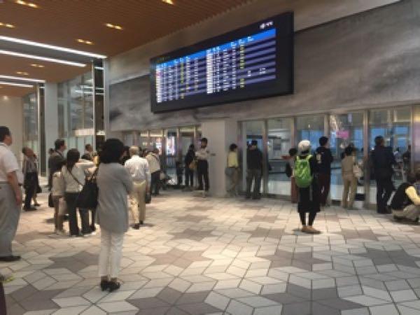 大阪国際空港 大阪空港 伊丹空港 到着ロビー