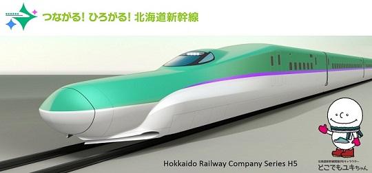 北海道新幹線推進室