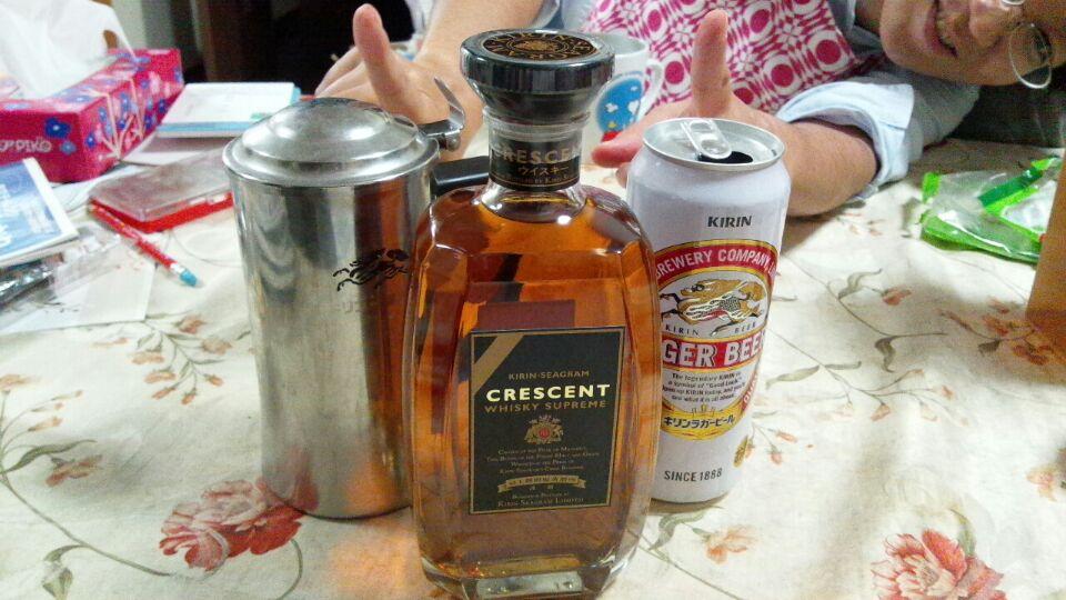 1022 クレセントウイスキー