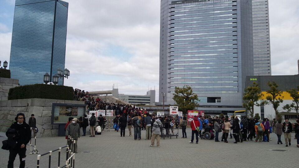 0303 大阪城公園