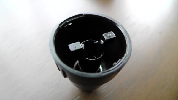Panasonic エチケットカッター ER-GN10-W(白) 内刃が取り出しやすい