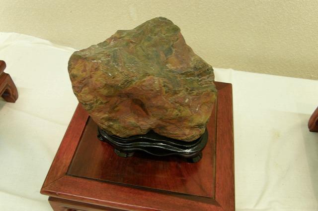 錦珪化木(自然石)