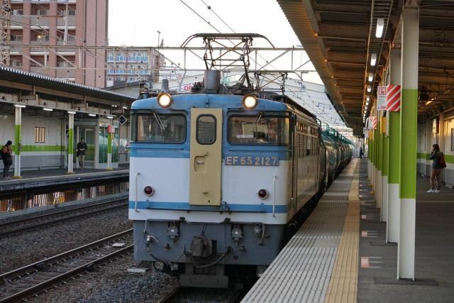 EF65 2119鹿島&EF65 21276