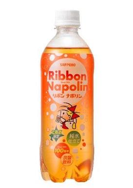 リボンナポリンボトル