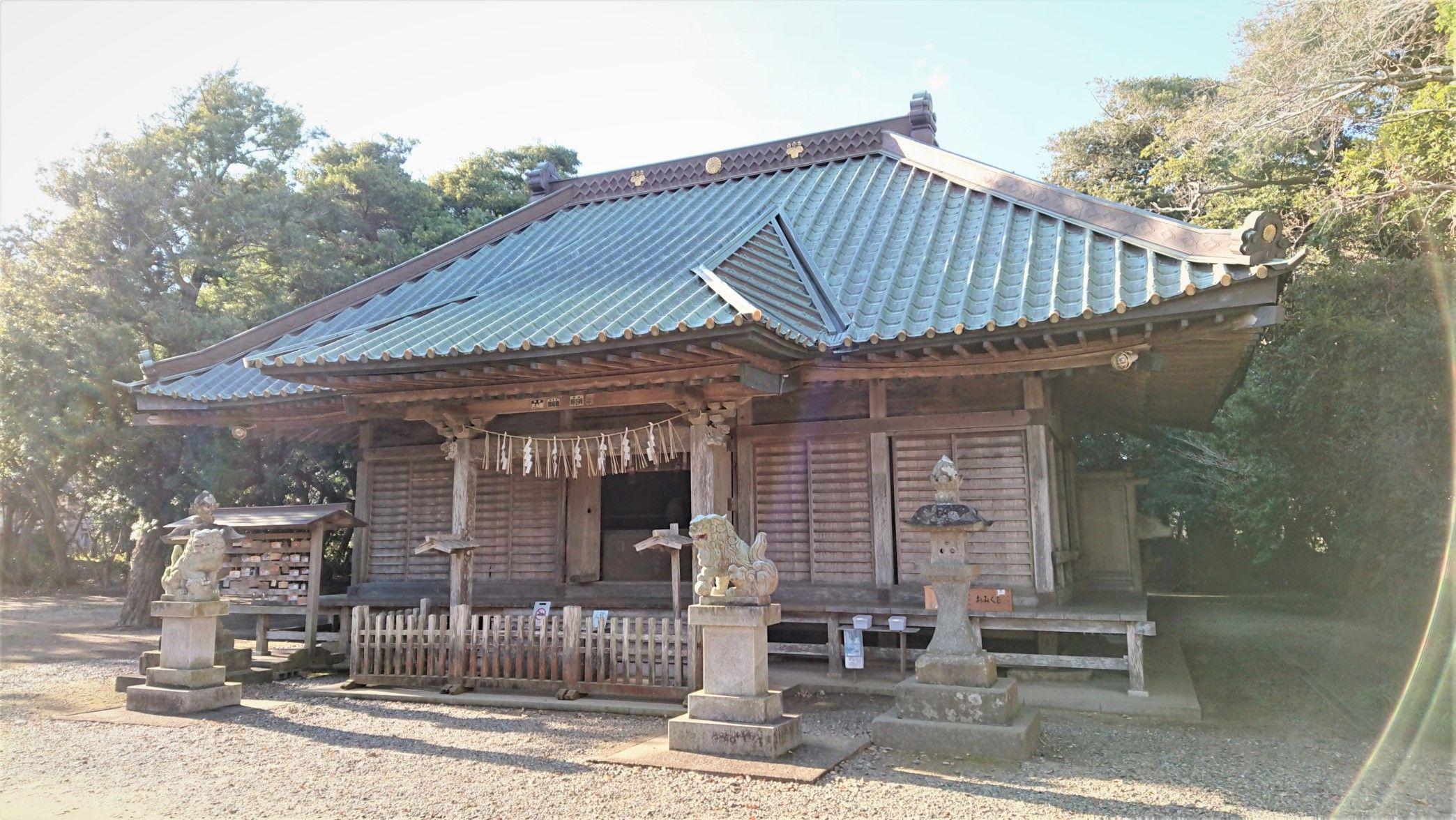銚子へ(銚子市・海上八幡宮)   ルーツの足跡帳 - 楽天ブログ