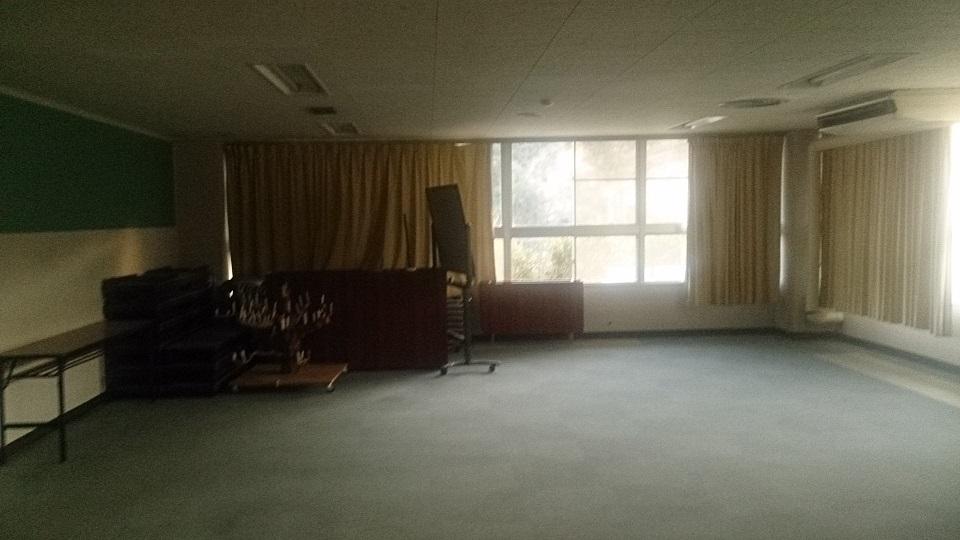旧国民宿舎清和 会議室