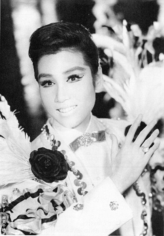 麻鳥千穂 主演 花組公演 LP『燦めく星の下に』/1967年 6月公演   おじ ...