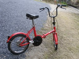 折りたたみ自転車