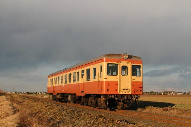 ひたちなか海浜鉄道 キハ205と仲間たち3