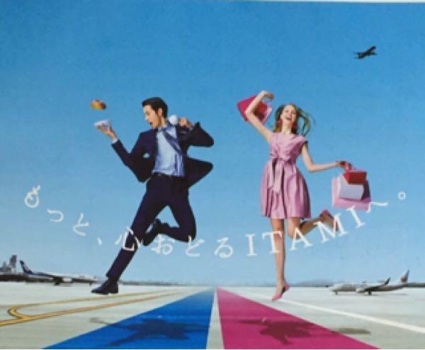 大阪国際空港 大阪空港 伊丹空港