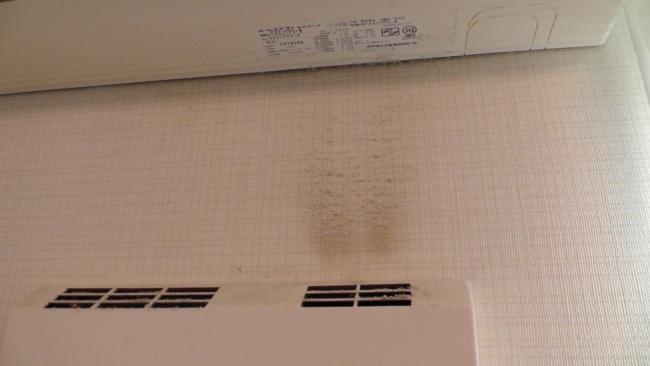 熱交換型換気扇とエアコンのマズイ位置関係について