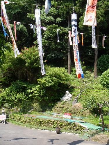 20130526 神武寺の老人ホーム せせらぎ