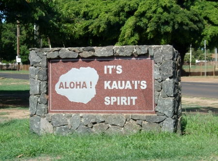 It's Kauats spirit