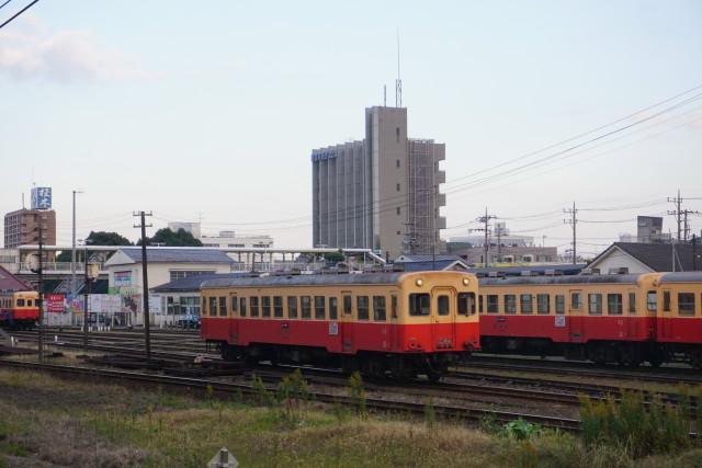 小湊鉄道 団臨 イルミネーション6