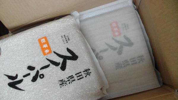 スノーパールの胚芽米