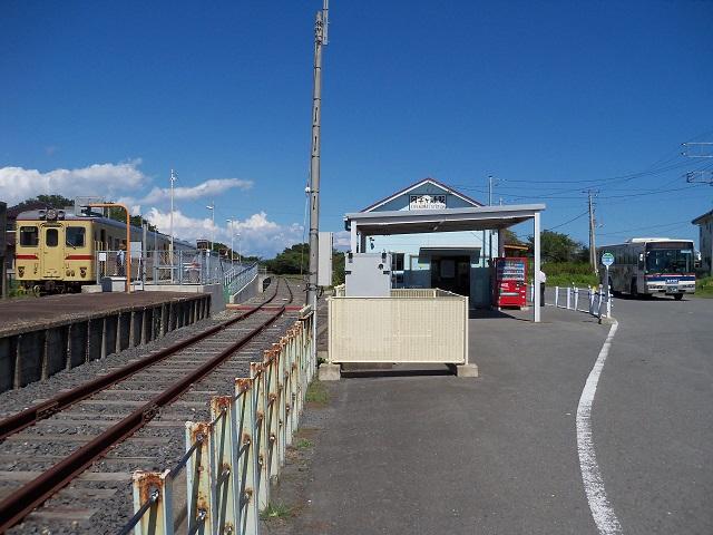 阿字ヶ浦駅